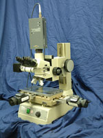 Dimensional Measuring Microscope